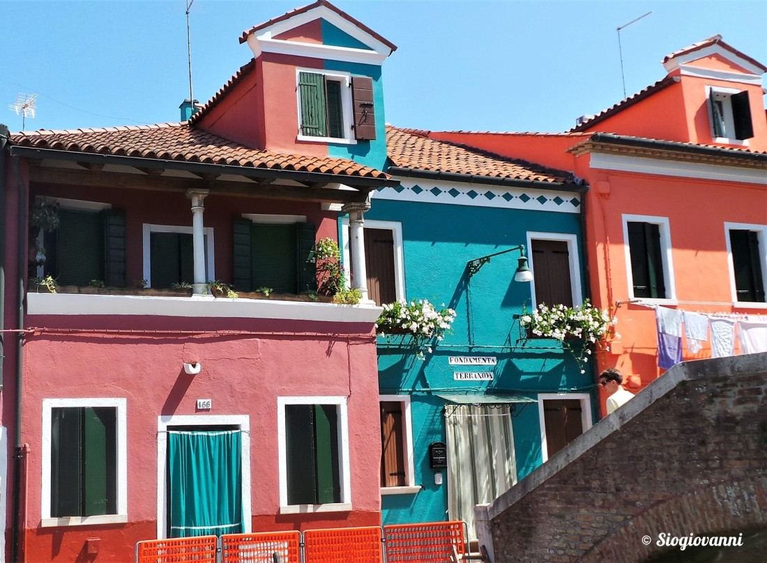Burano estate 2018