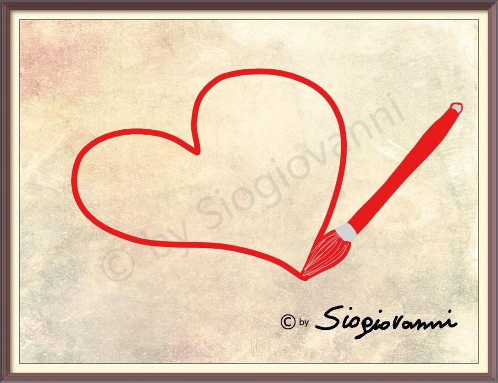 10 - il pennello innamorato