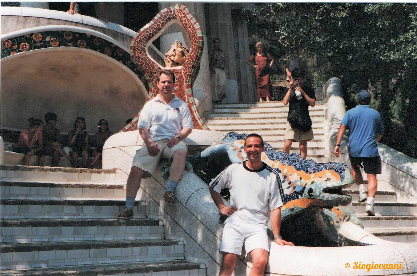 Parc Guell 1999