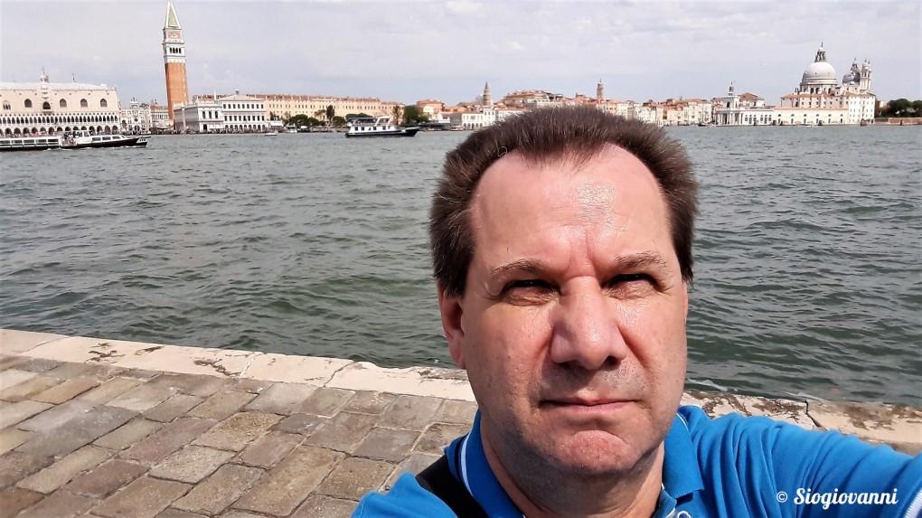 Venezia dall'Isola di San Giorgio